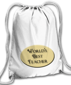 World's Best Teacher Sırt Çantası