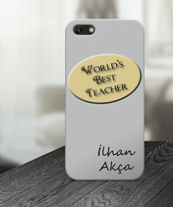 World's Best Teacher Iphone 6 Kapak