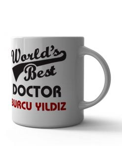 World's Best Doctor Kupa Bardak